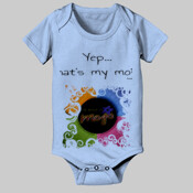 Blue The Magic of Mojo® Onesie