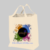 The Magic of Mojo® Grocery Swirl Tote