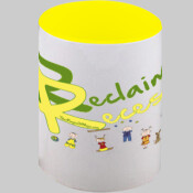 Reclaim Recess Mug - green