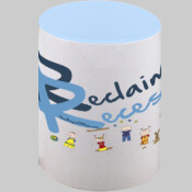 Reclaim Recess Mug - blue